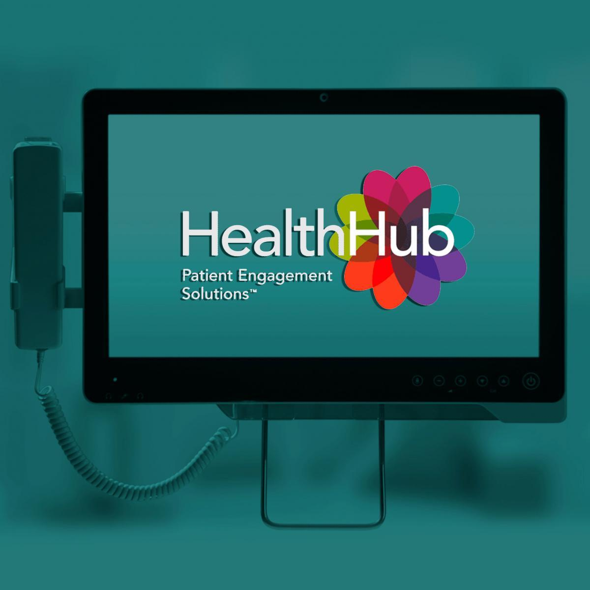 HealthHub bedside connectivity solution